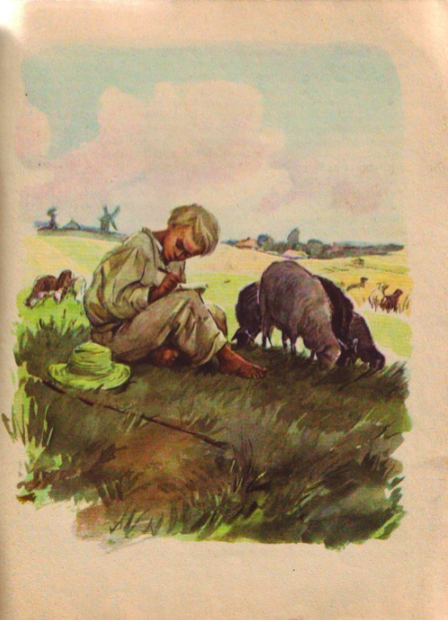 Шевченко художник іван філонов
